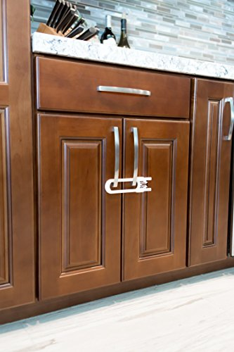 how to baby proof kitchen cabinets sliding cabinet locks for child safety baby proof your 16790