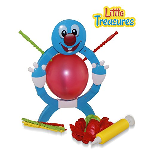 Little Treasures Booming Balloon Game Poke the Balloon Until it Clicks But Try Not to Pop it, This Game Keeps You on Your Edge, Fun Game