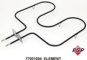 Whirlpool W77001094 Range Bake Element Genuine Original Equipment Manufacturer (OEM) Part