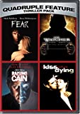 Thriller Pack Quadruple Feature: Fear / The Watcher / Raising Cain / A Kiss Before Dying