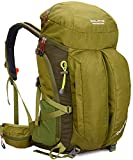 Cheap Bolang Waterproof Hiking Daypack Outdoor Backpack for Camping Travel 40L (Green, 8630)