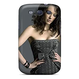 New Premium AprilKStern Hilary Duff 43 Skin Case Cover Excellent Fitted For Galaxy S3