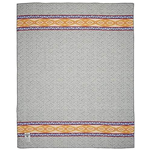 Woolrich Home Roaring Run Wool Dobby Blanket