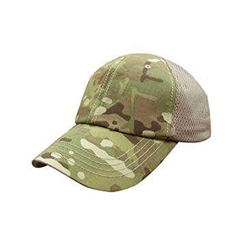 5704dff4c4f MESH TACTICAL TEAM CAP