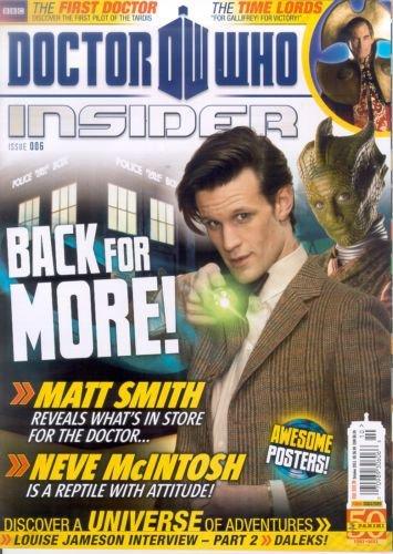 Doctor Who Insider #6