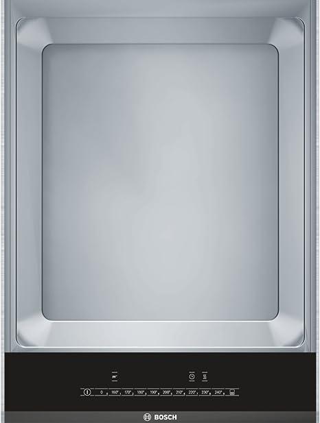 Bosch PKY475FB1E 1900W Integrado Metal placa teppanyaki - Placas ...
