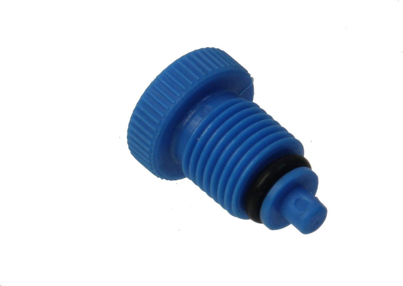 URO Parts 17111437361 Radiator Drain Plug with O-ring