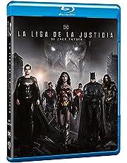 La Liga de la Justicia de Zack Snyder (2 discos Blu-ray) [Blu-ray]