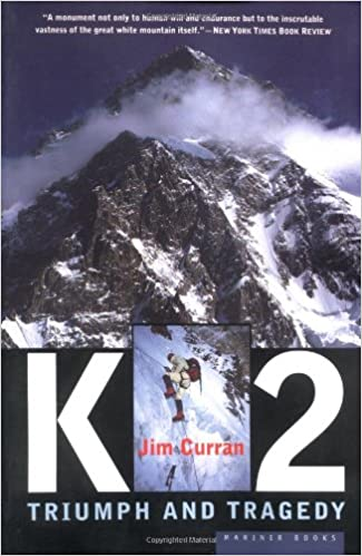 Book K2: Triumph and Tragedy