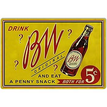 6ce87083a16f5 Amazon.com: Garage Art Signs Buffalo Rock Ginger Ale Drink ...