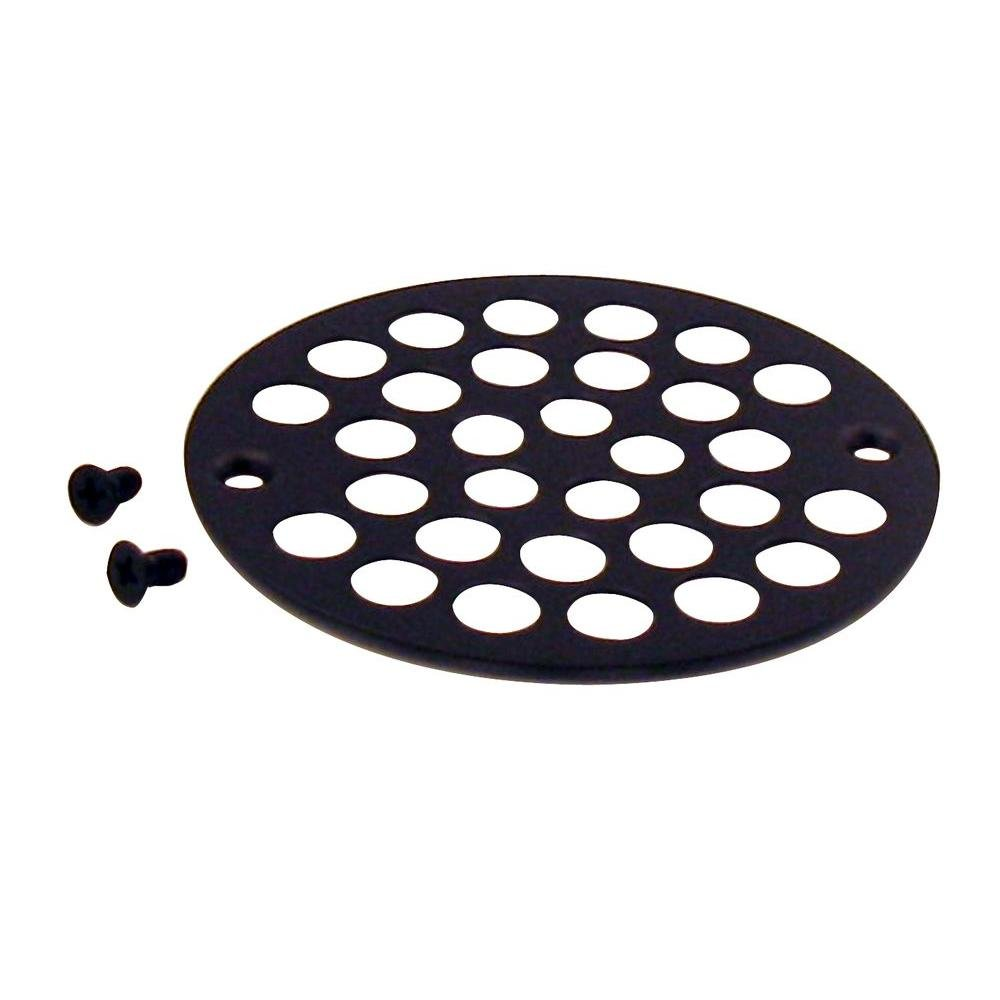 Belle Foret BFNSD01ORB Shower Strainer with Screws, Oil Rubbed Bronze by Belle Foret
