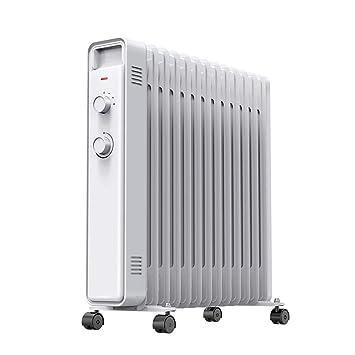 XF Calefactores y radiadores halógenos Calentador eléctrico Estufa a la parrilla Estufa Calentador de aceite de aceite Hogar Invierno Ahorro de energía ...