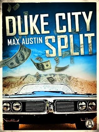 book cover of Duke City Split
