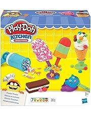 Play-Doh - Helados Deliciosos (Hasbro E0042EU4)