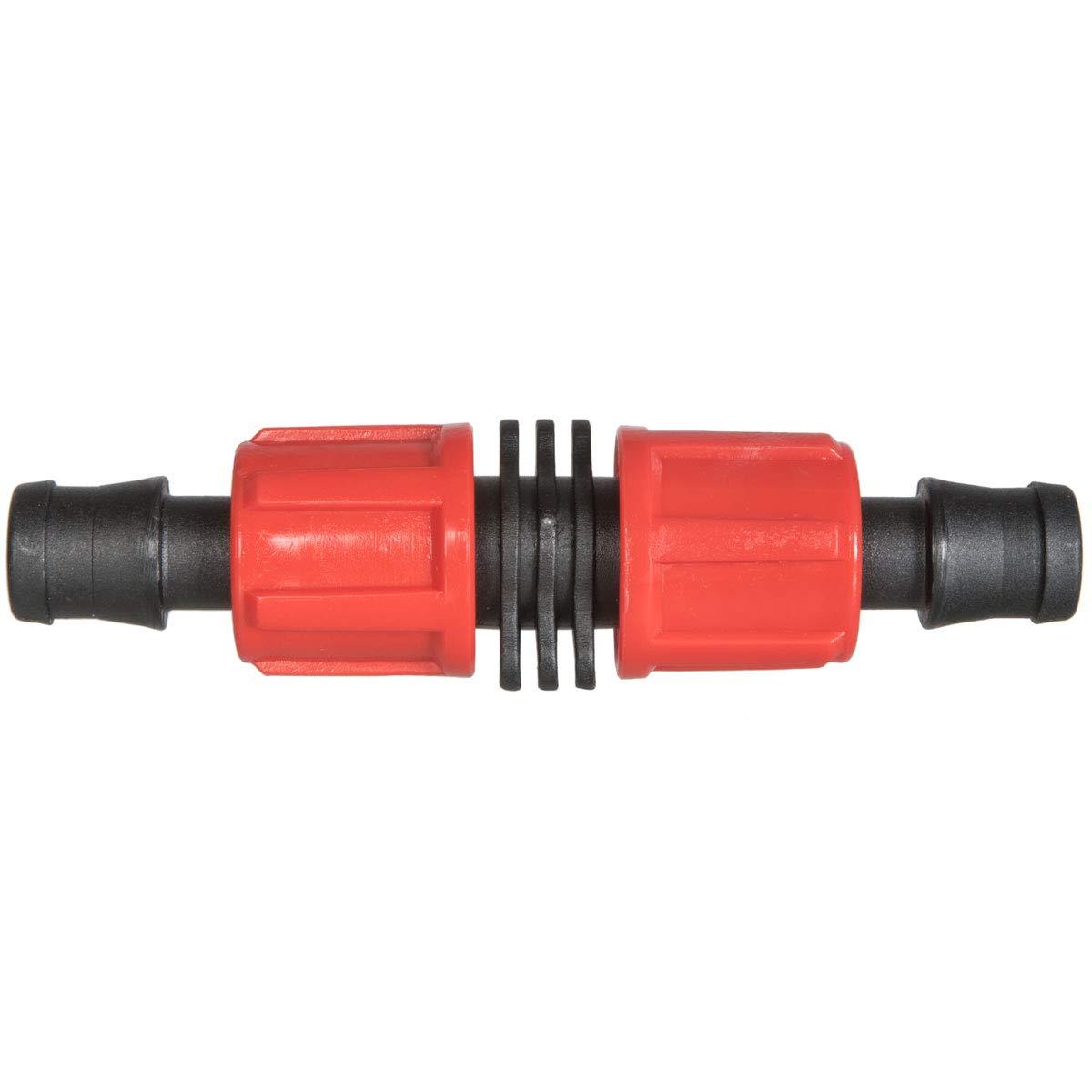 HBZ-05 HOLZBRINK 5X Raccordo 16 mm 5//8 per Il Collegamento dei Tubi e Linee di Gocciolamento