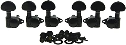 Wilkinson 3x3 Full Size Guitar Tuner Machine Heads For Gibson or Acoustic Guitar