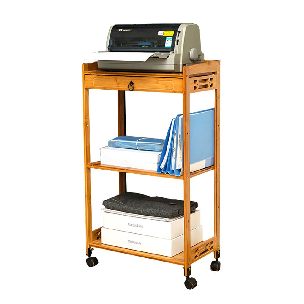 Kitchen Shelf Printer Shelf, Desk File Storage Rack, Modern Minimalist Multi-Layer Rack Phone Rack 532990cm Kitchen Storage Racks