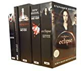Front cover for the book Twilight / New Moon / Eclipse / Breaking Dawn by Stephenie Meyer