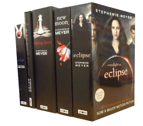 Twilight / New Moon / Eclipse / Breaking Dawn