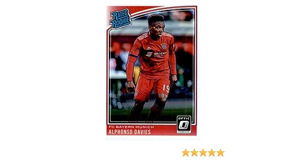 FM Alphonso Davies#19 Soccer Jersey 2020-2021 Full Patch Black Color
