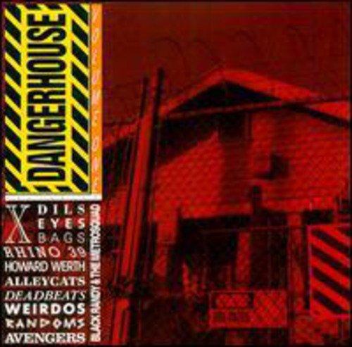 Vinilo : Dangerhouse 1 (LP Vinyl)