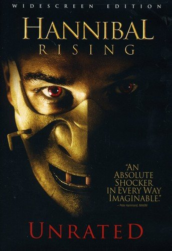 DVD : Hannibal Rising (Unrated) (Widescreen, Unrated Version)