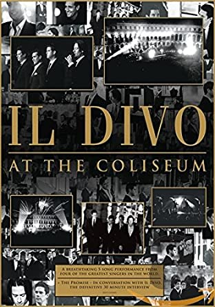 COLISEUM DIVO BAIXAR THE IL AT DVD