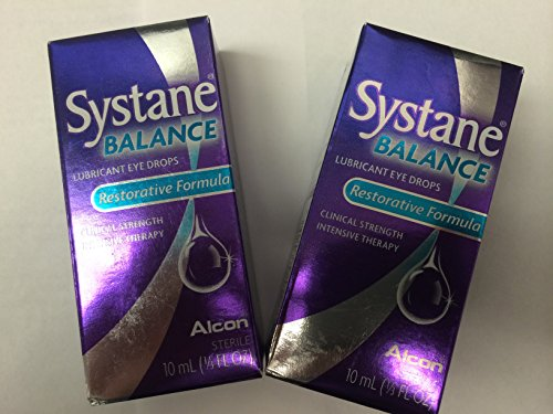 SYSTANE BALANCE gouttes oculaires