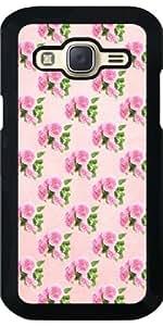 Funda para Samsung Galaxy J5 - Rosas De La Vendimia En Color De Rosa by UtArt