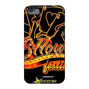 Excellent Hard Cell-phone Cases For Iphone 6 With Support Your Personal Customized Attractive Avenged Sevenfold Skin AlainTanielian