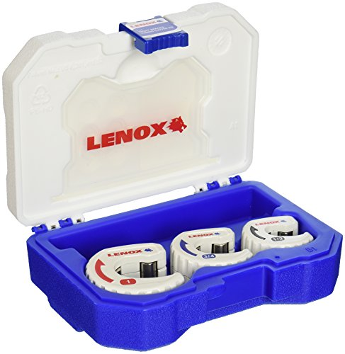 LENOX Tools Tight Space Tubing Cutter Kit, 3-Piece (14833TSK) ()