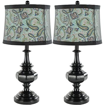Safavieh Lighting Collection Kelsey Table L& Set of 2  sc 1 st  Amazon UK & Safavieh Lighting Collection Kelsey Table Lamp Set of 2: Amazon ... azcodes.com