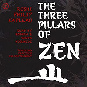 The Three Pillars of Zen Audiobook