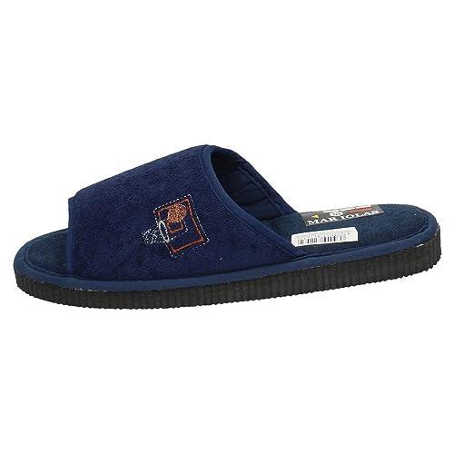 MADE IN SPAIN 303-740 Chinelas Azules Hombre Zapatillas CASA Azul Marino 40: Amazon.es: Zapatos y complementos