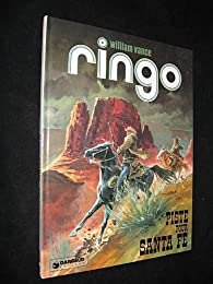 Ringo : Piste pour Santa Fe par William Vance