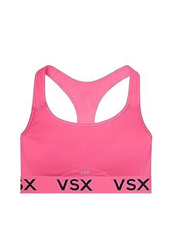 3266abc72ec9a Image Unavailable. Image not available for. Color  Victoria s Secret The Player  Racerback Sport Bra ...