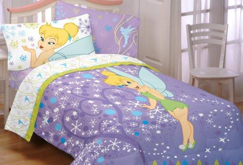 Disney Tinkerbell Pixie Power Full Sheet Set