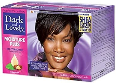 Imagen deDark and Lovely – Moisture Plus – No lye Relaxer – Super – 498 g