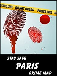 Stay Safe Crime Map of Paris