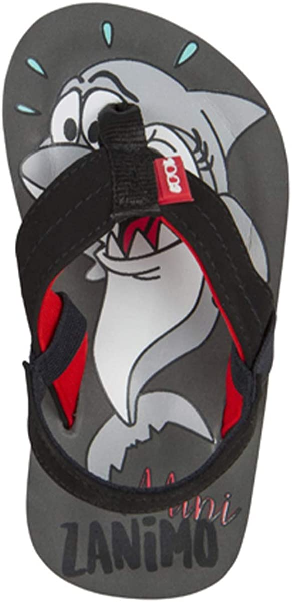 Cool shoe Tongs Enfant Mini Zanimo Requin