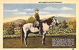 Civil War Post Card Old Vintage Antique Postcard