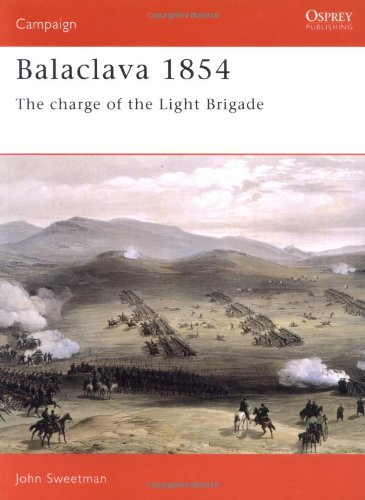 Balaclava 1854 Charge Brigade Campaign