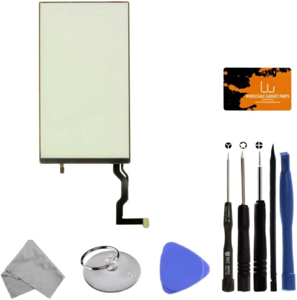 Backlight for Apple iPhone 8 Plus CDMA /& GSM with Tool Kit