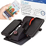 Cubii Pro - Seated Under-Desk Elliptical - Get Fit While You Sit - Bluetooth Enabled, Sync with Fitbit and Apple HealthKit - Whisper-Quiet - Adjustable Resistance - Easy to Assemble