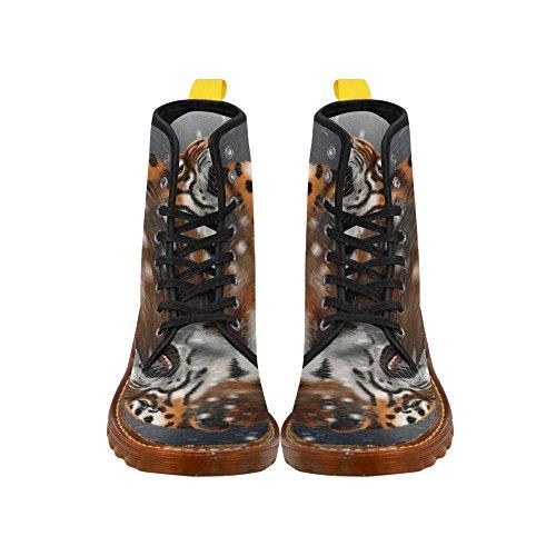 Leinterest Tiger Martin Stivali Moda Scarpe Da Uomo