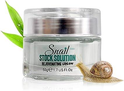Crema reparadora de caracoles, crema facial, crema natural de ...