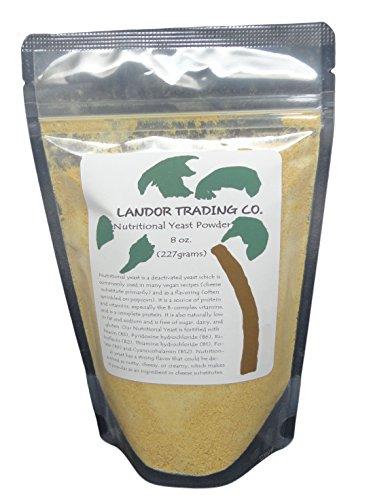 Nutritional Yeast Powder 8oz (227 grams)