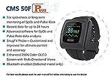Bluetooth-Enabled 50F Plus Wrist Pulse Oximeter