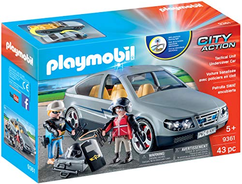 (PLAYMOBIL® Tactical Unit Undercover Car)