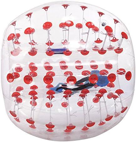 OUTCAMER Bubble Ball Pelota de Burbuja con Diámetro de 1.5M ...